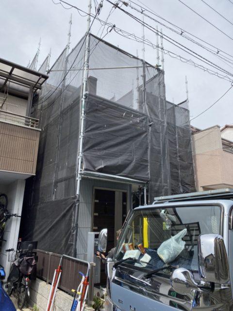 東大阪市 2F住宅