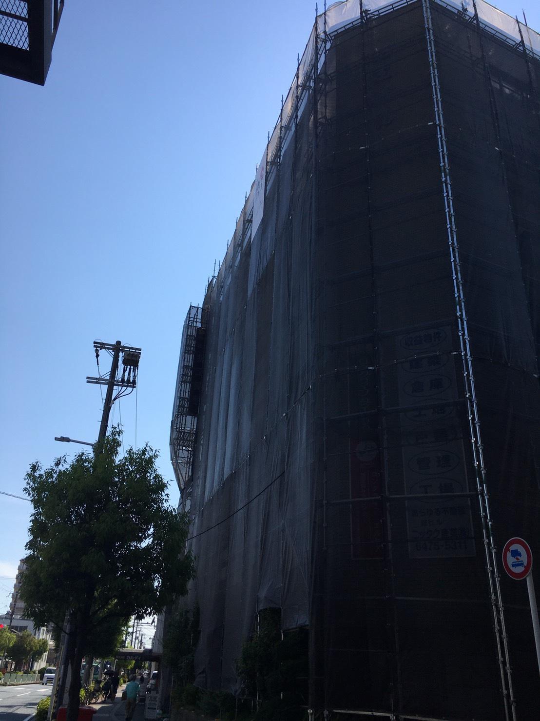 西淀川区7Fテナントビル