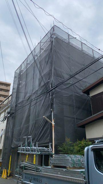 西淀川区4Fマンション